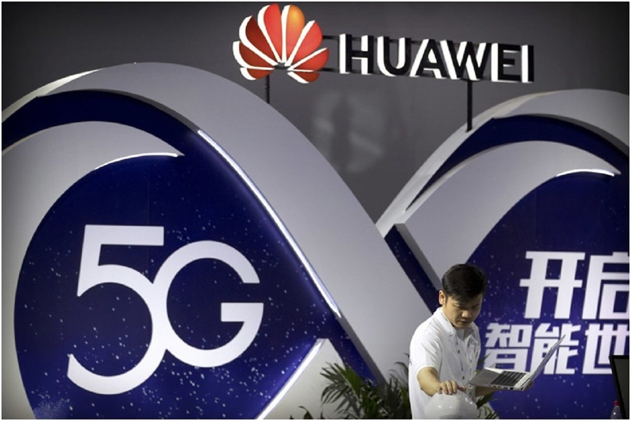 HUAWEI HAPPY TO SHARE ITS 5G WITH APPLE