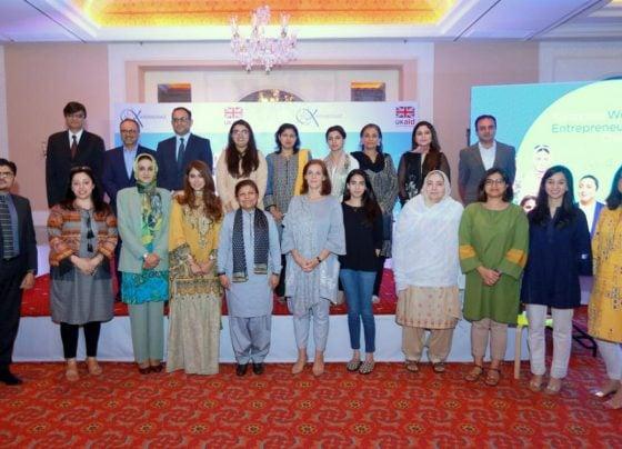 UK-Funded Karandaaz Paving the Way for Women led Businesses
