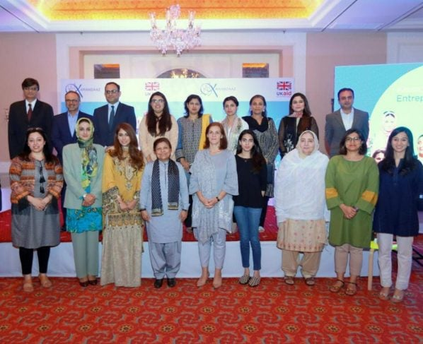UK-Funded Karandaaz Paving the Way for Women led Businesses