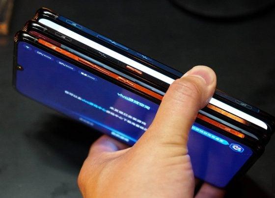 Vivo IQOO new option with 12GB RAM and 128GB Internal Storage online