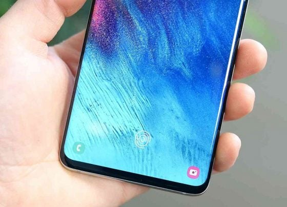 GALAXY S10 FINGERPRINT TRICKED: WAY MORE COMPLICATED THAN IT SOUNDS