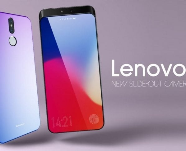 New leaked picture of the Lenovo Z6 shows that the phone will have a Quad camera setup at the back