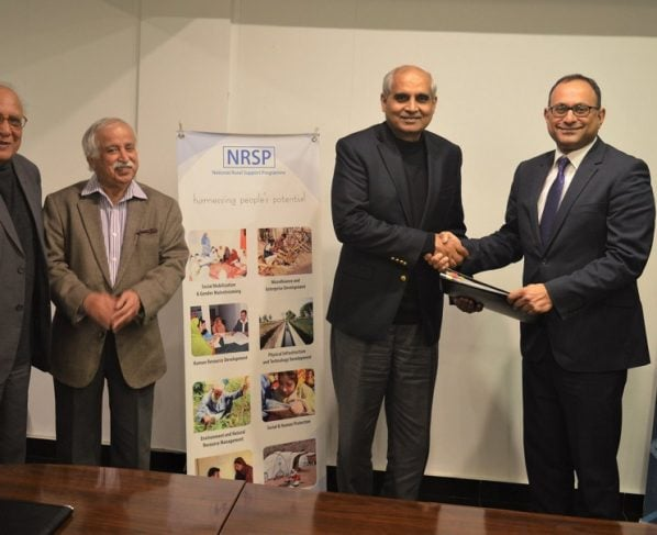 Karandaaz Pakistan partners with National Rural Support Programme for expansion of NRSP Agricultural Processing Company Limited