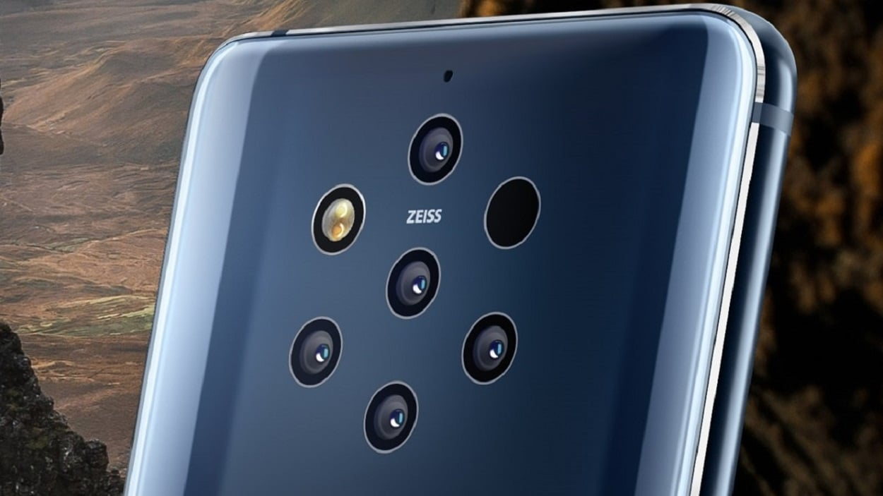 New update for the Nokia 9 Pureview