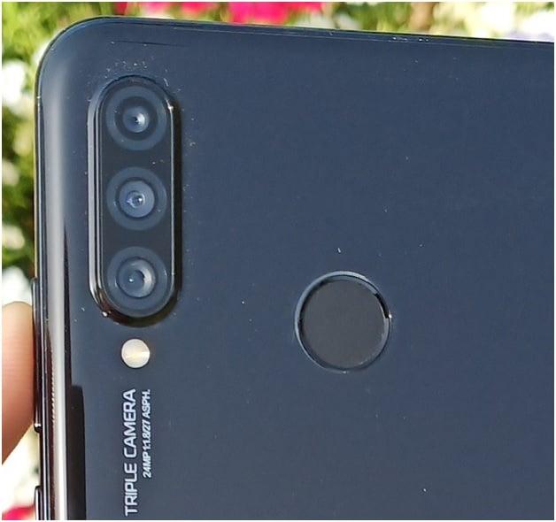 """Huawei P30 Lite Back Camera 4X Zoom"