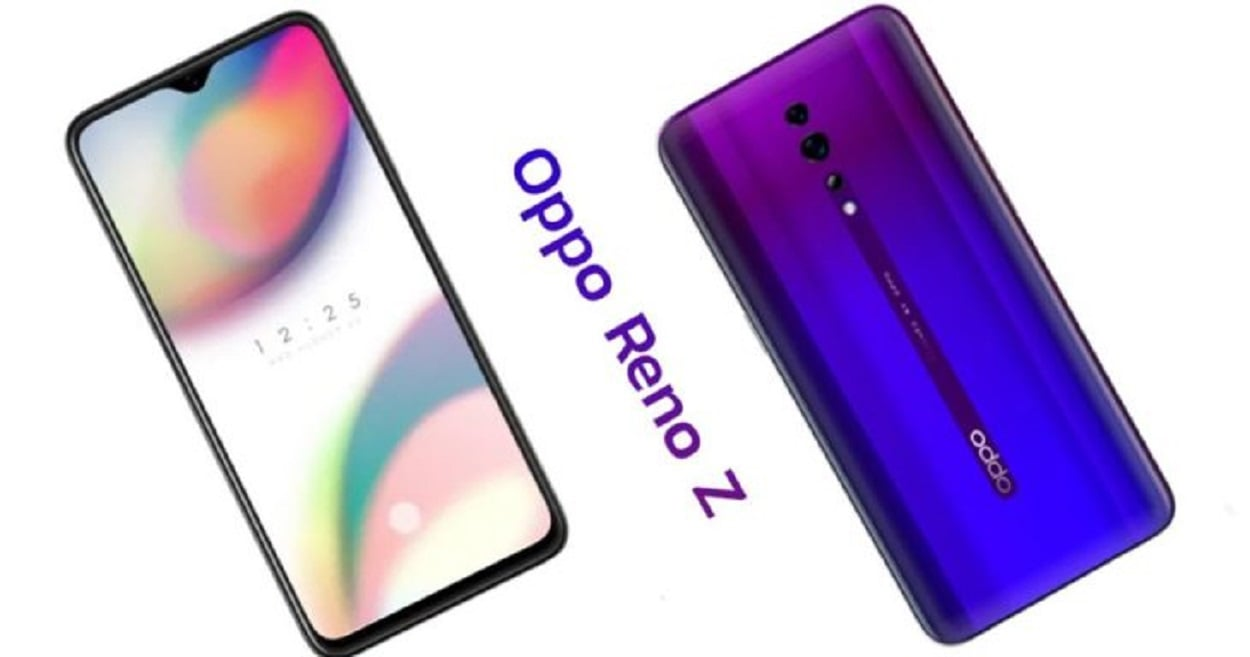 Oppo Reno Z specs, renders and price leaked