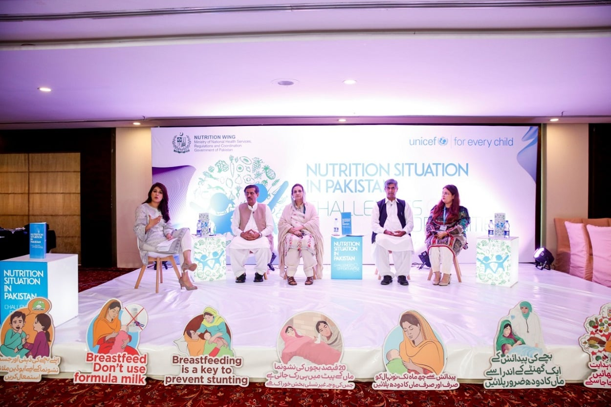 Nutrition Problems of Children Hindering Nation's Growth, Says Experts