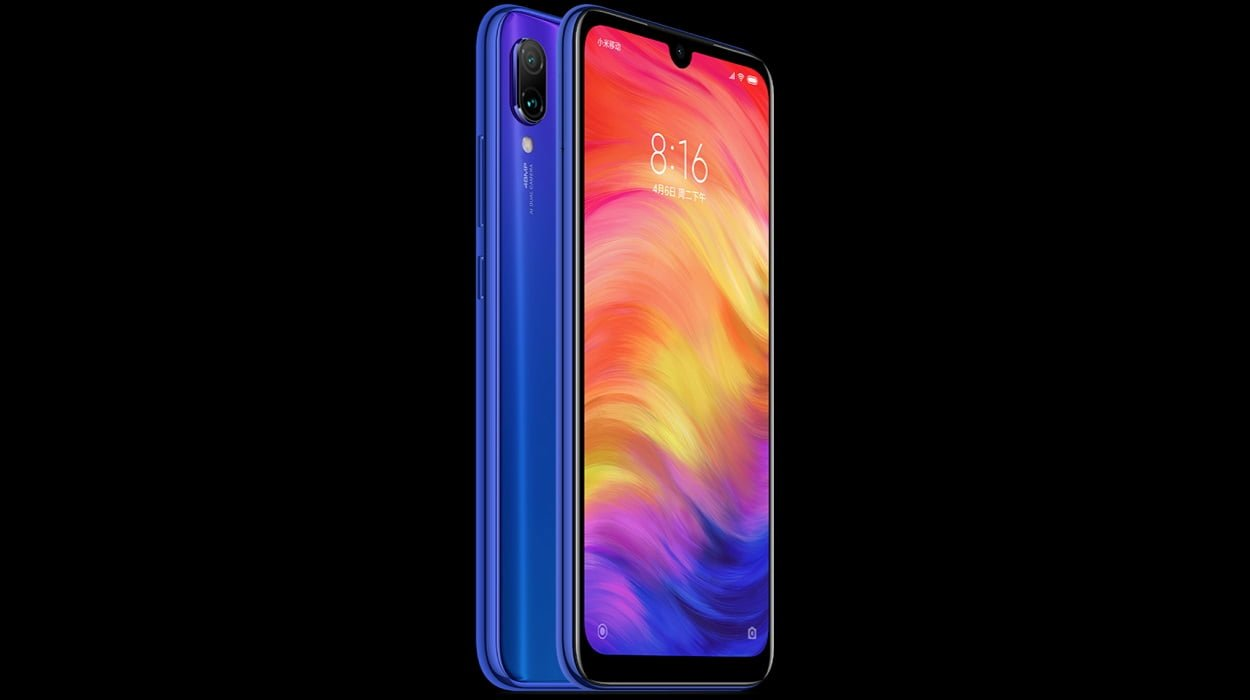 XIAOMI PROMOTES REDMI NOTE 7… BY SENDING IT INTO SPACE