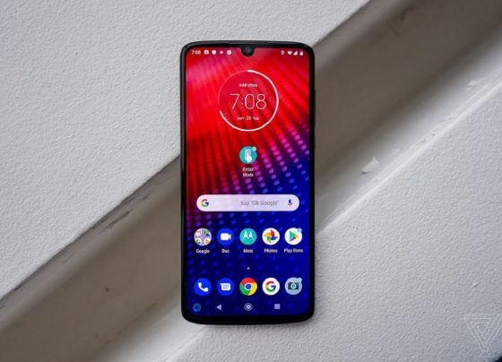 The Moto Z4 : NOT a flagship