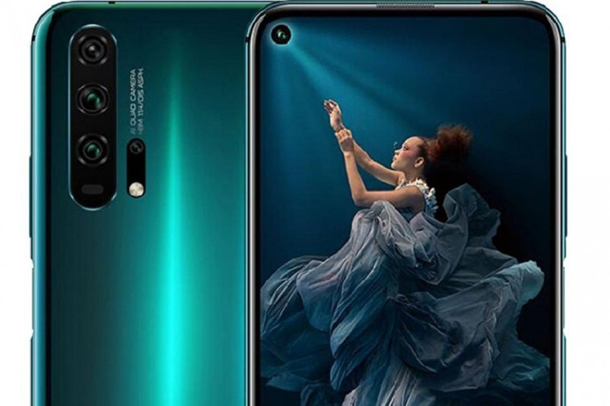 HUAWEI HONOR 20 PRO: BEST OF HONOR GETS A PRO VERSION