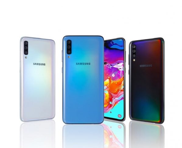 Samsung Galaxy A70s to have the first ever 64MP sensor?