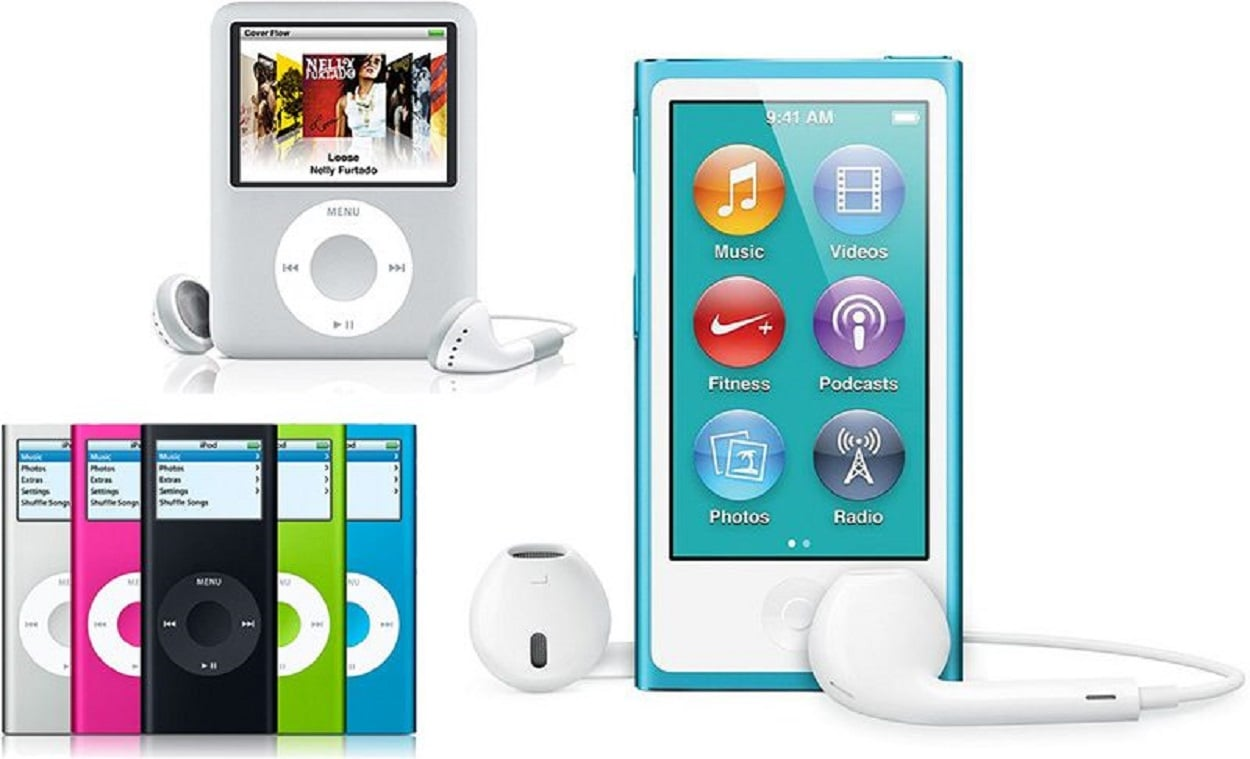 APPLE NOT READY TO LET GO OF THE IPOD, INTRODUCES NEW ONE!