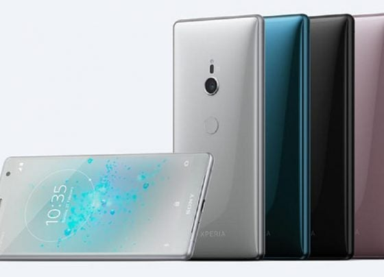 Sony in the process of developing Xperia F 5G