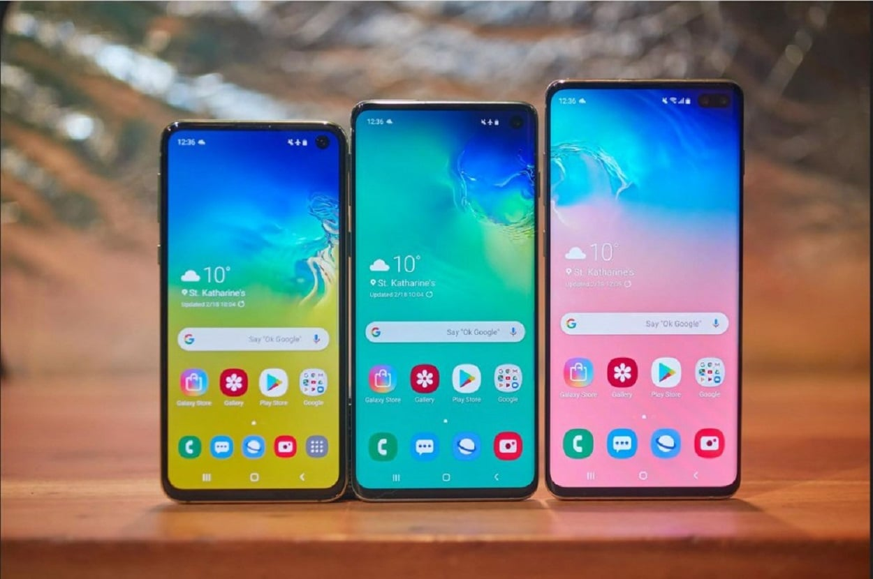 S10 series a silver lining for Samsung