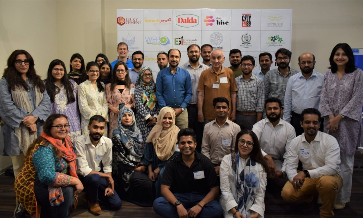 Stimulus -Climate Launch pad Pakistan: Training Boot Camp Kicks-Off With 25 Clean-Tech Innovators from Across Pakistan