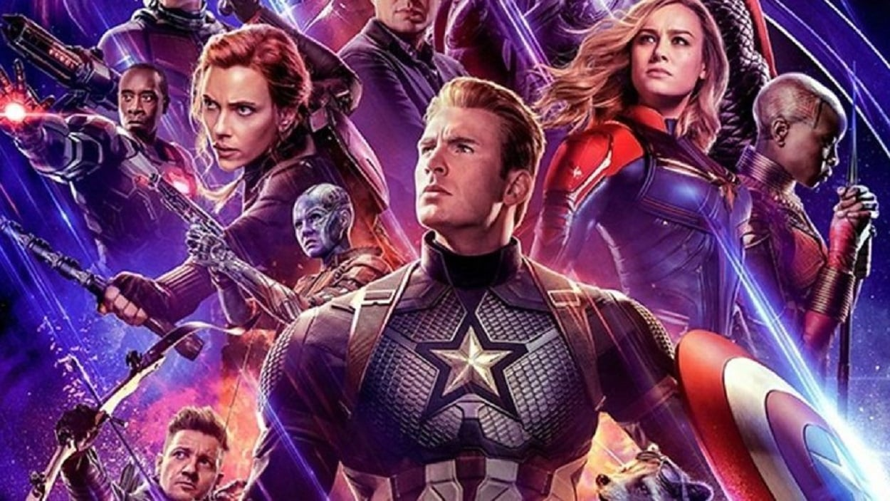 AVENGERS ENDGAME GETS A RE-RELEASE