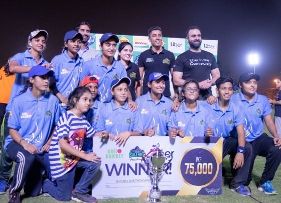 Uber Continues with its Drive to Empower Women Cricketers