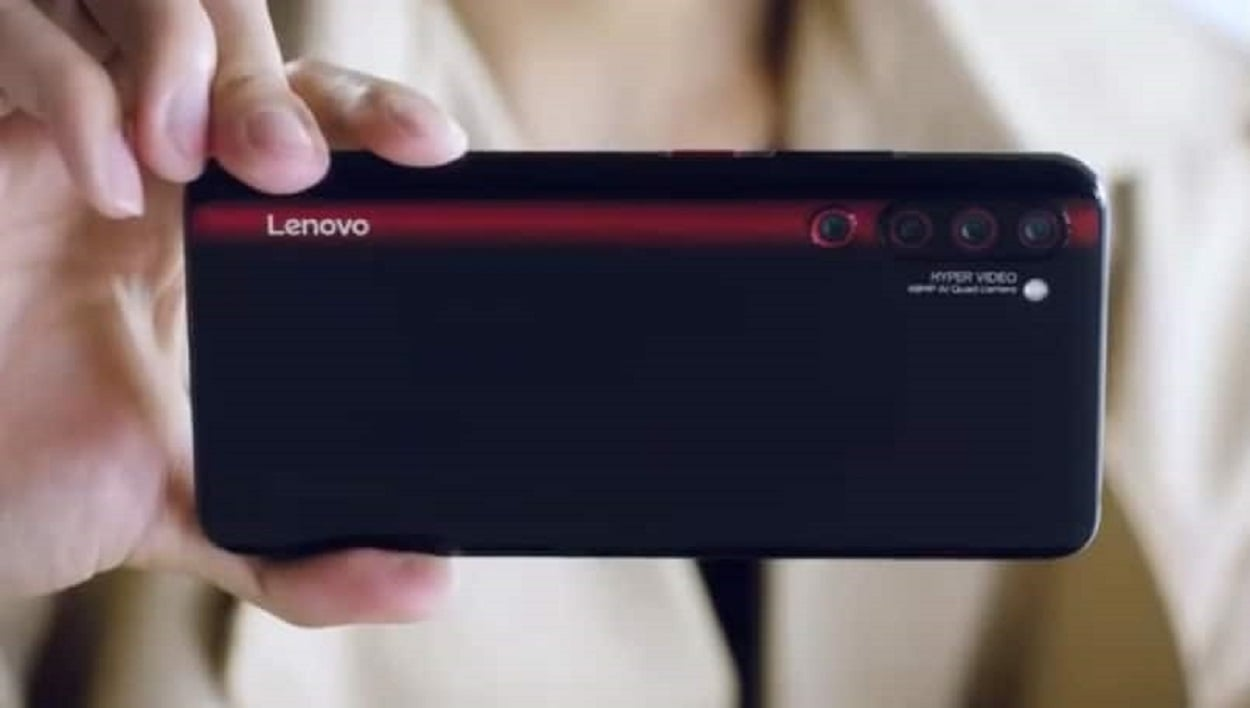 Lenovo Z6 Youth edition may launch as the Lenovo K10 Note outside of Chine