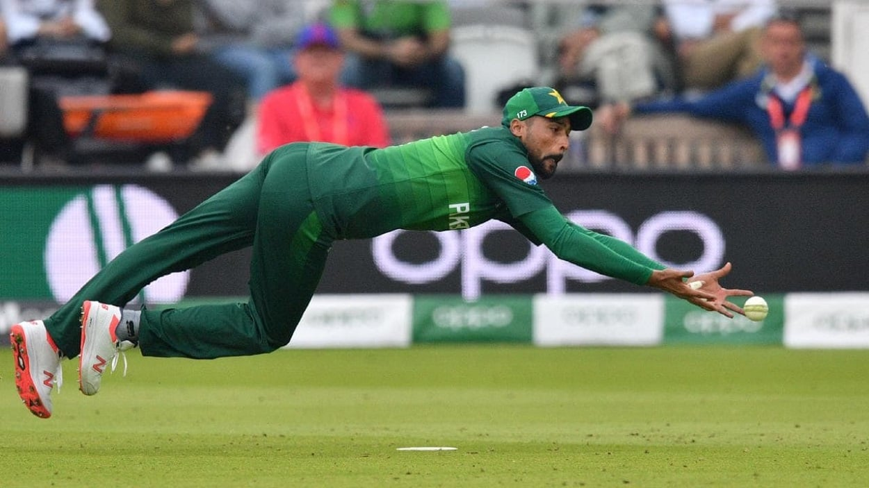 Pakistan Team is the worst in terms of catches caught in the CWC 19