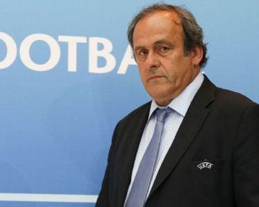 FORMER UEFA PRESIDENT MICHAEL PLATINI ARRESTED
