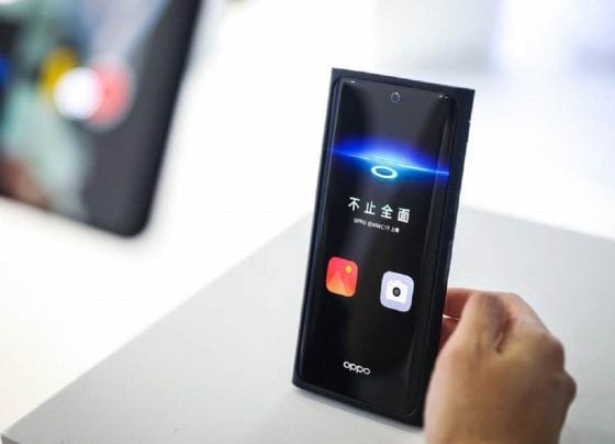 OPPO UNVEILS FIRST USC CAMERA