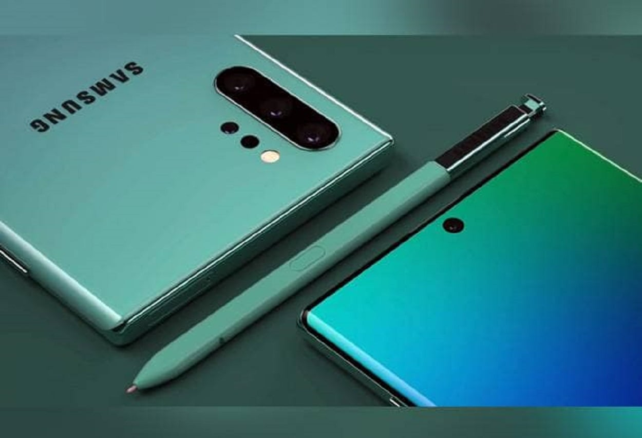 The Galaxy Note 10 may offer three variable aperture options