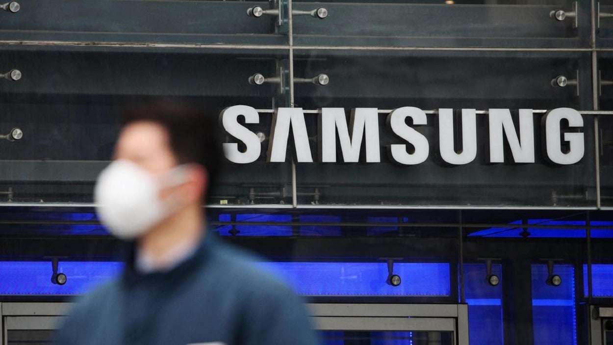 Samsung expects bad news with regards to profits