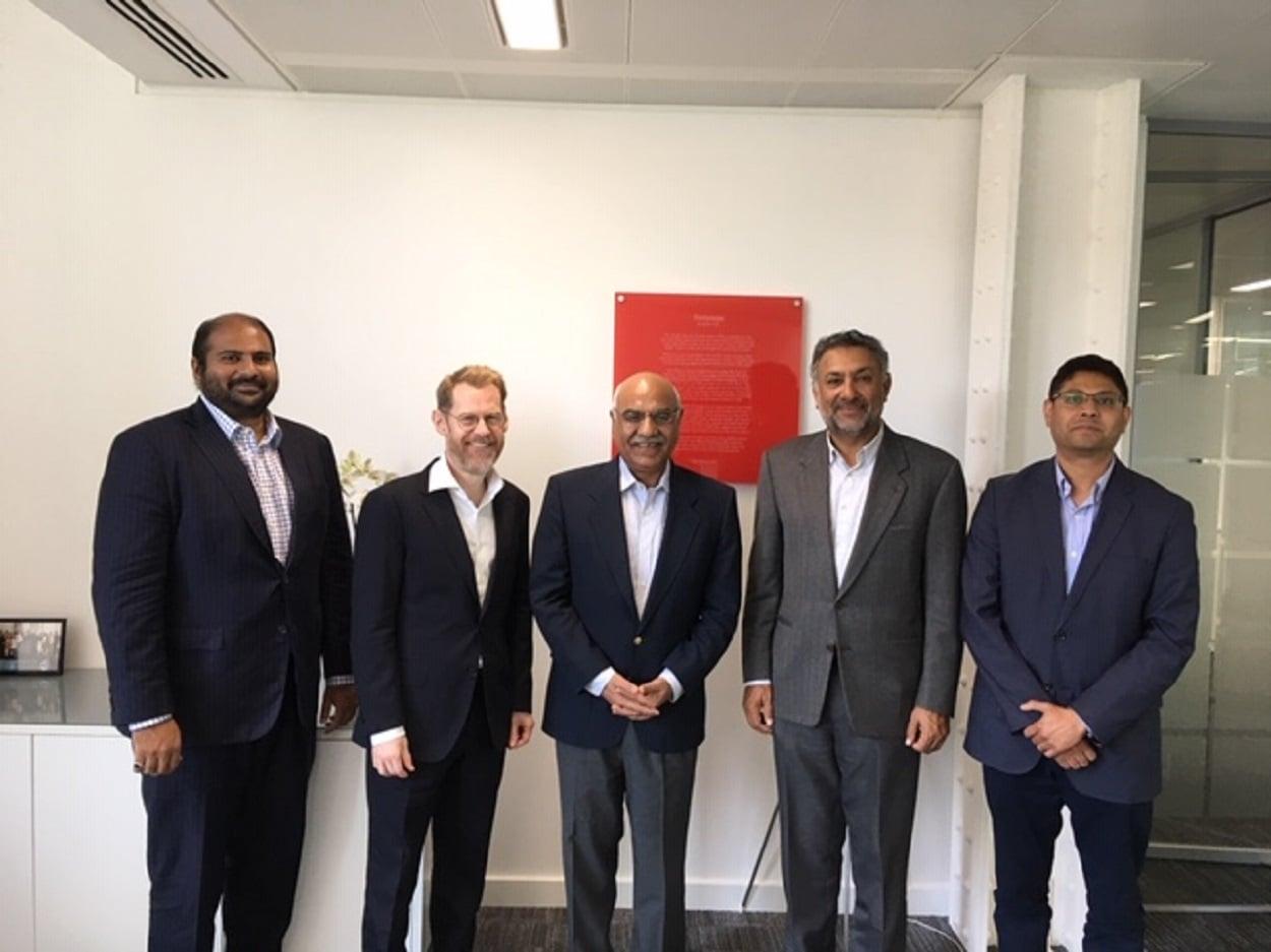 ACCA hosts Dr Amjad Saqib, founder of Islamic micro finance company Akhuwat in the UK
