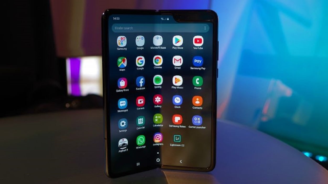 Even poor sales for the Galaxy Fold will be a success