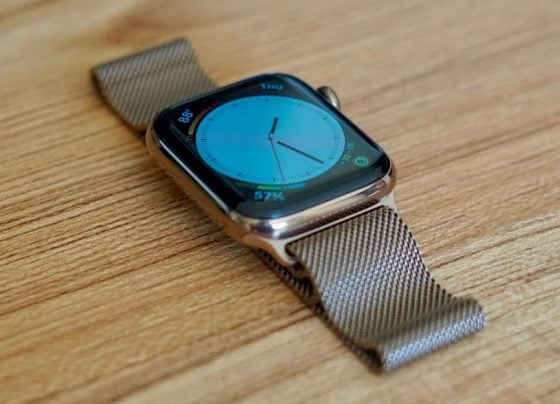 Apple watch: credited to saving a man's life