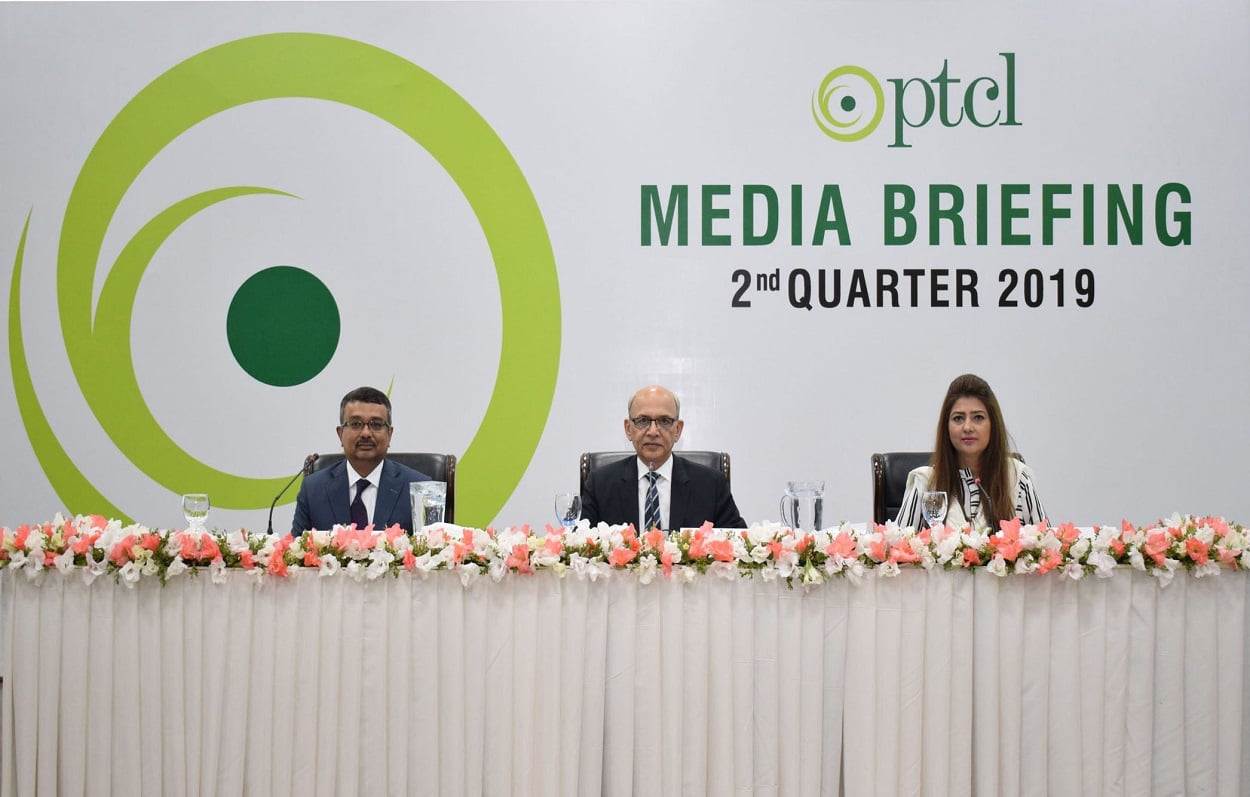 PTCL Group posts Double Digit Growth in Operating & Net Profits