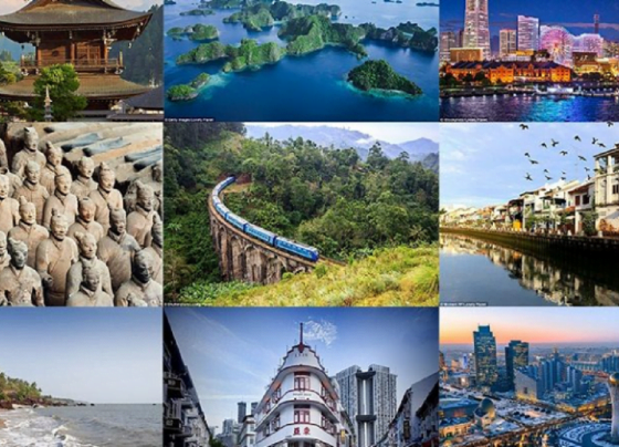 Add Asia Top Ten Visiting Places In Your Travel Journey