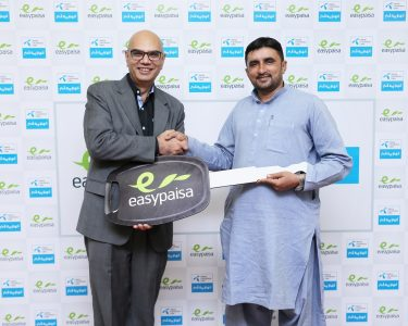 Easypaisa User Wins a Car