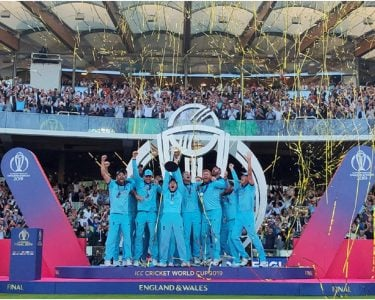 ICC Cricket World Cup2019 and The Championships, Wimbledon 2019 Come to a Successful Close