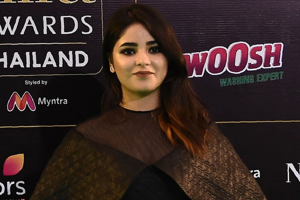 Zaira Wasim, the girl who starred in Dangal and Secret Superstar has decided to quit the film Industry