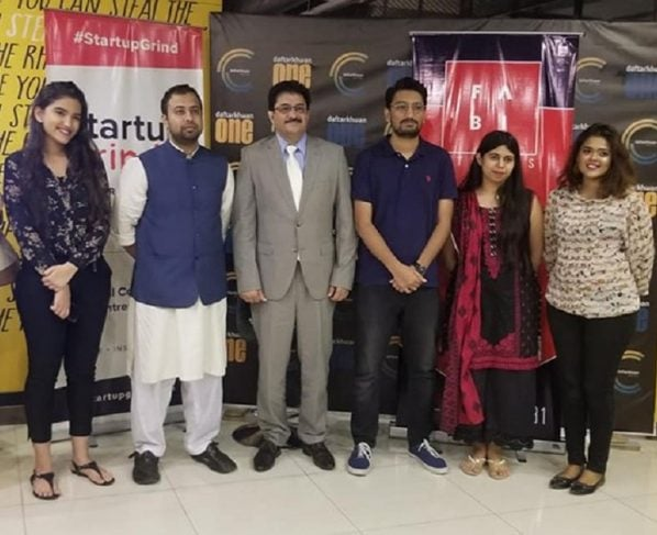 I Quit My Clevel Job To Start A Business: Inspiring Amer Aman spoke at Startup Grind Lahore