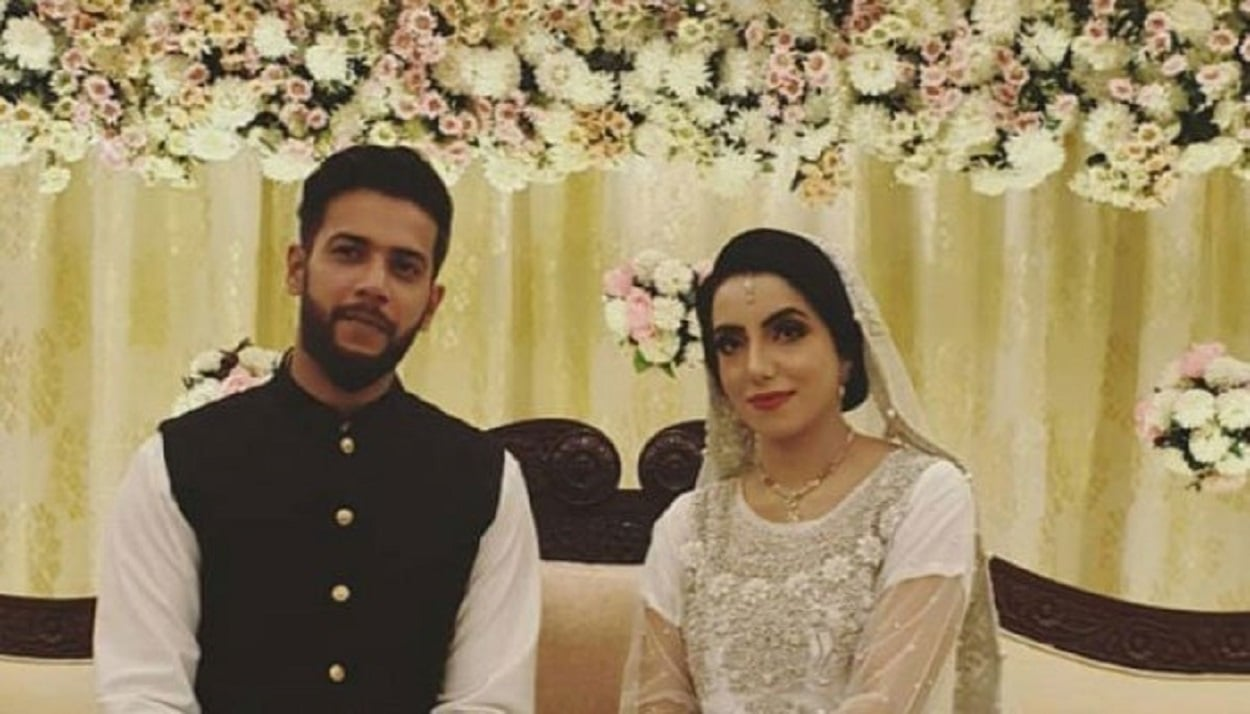 After Hasan Ali, Cricketer Imad Wasim has also tied the knot of marriage
