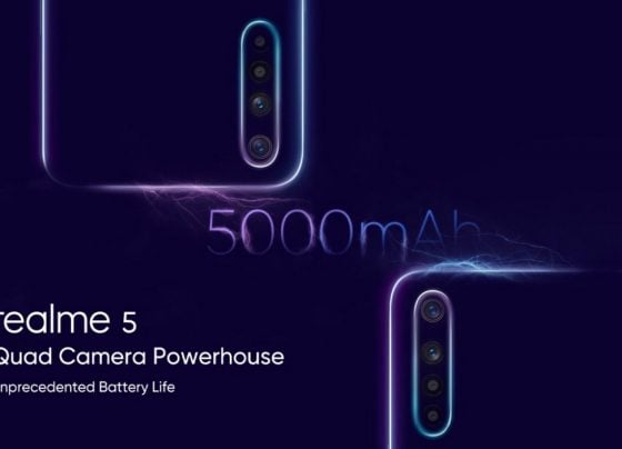 Realme 5 and Realme 5 Pro launch with a quad camera setup at the back