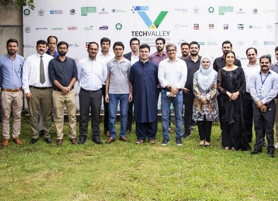 Jazz's CEO Visits Tech Valley Durshal, Abbottabad