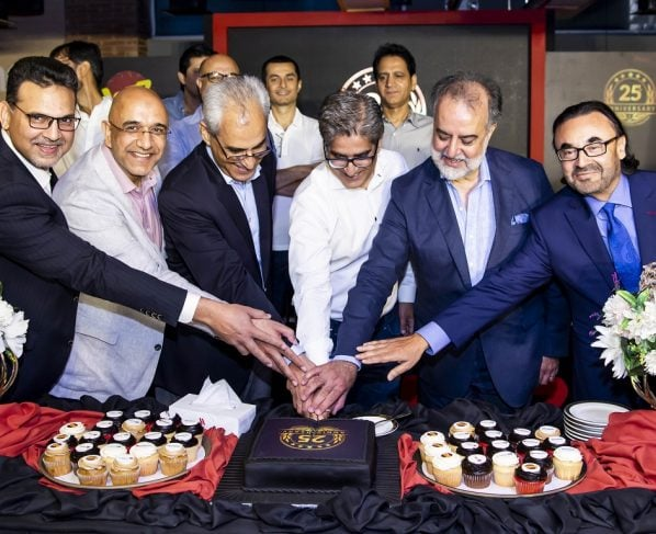 Aamir Ibrahim thanks customers, colleagues and partners; employees acquainted with the Mobilink to Jazz journey
