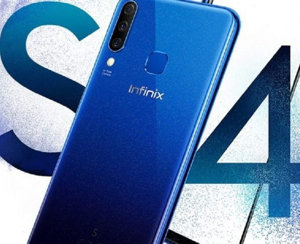 Infinix S4, new variant launches in Pakistan