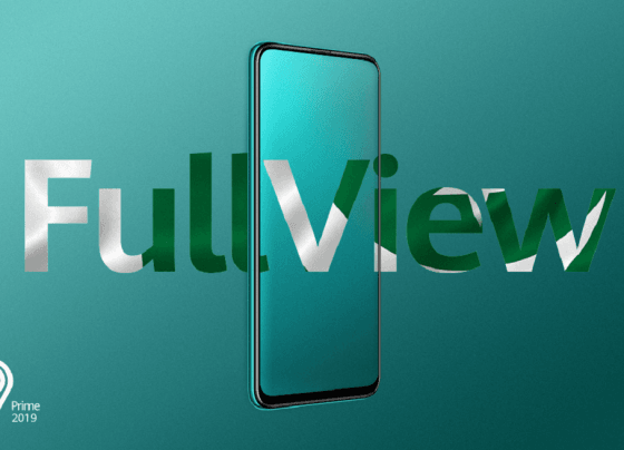With the Emerald Green HUAWEI Y9 Prime 2019, #EmbracetheGreeninYou this August