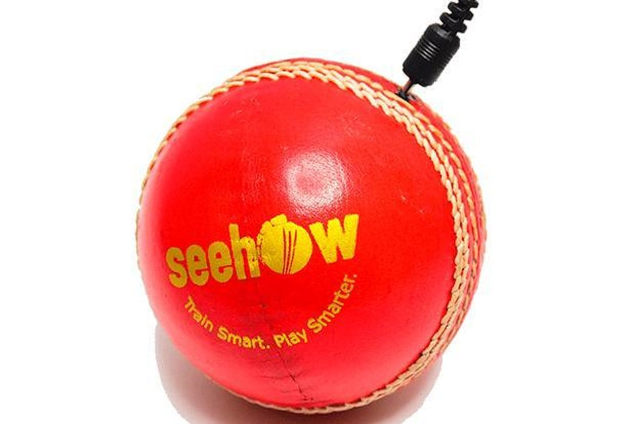 CRICKET BALLS GET SMARTER, NOW WITH CHIPS INSIDE