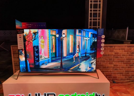 Fancy winning the TCL P8S UHD Android TV?
