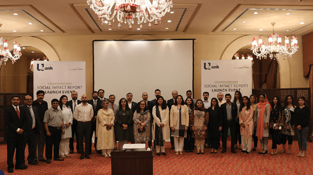 U Microfinance Bank launches its first impact assessment and baseline study and shares new insights about their microfinance customers
