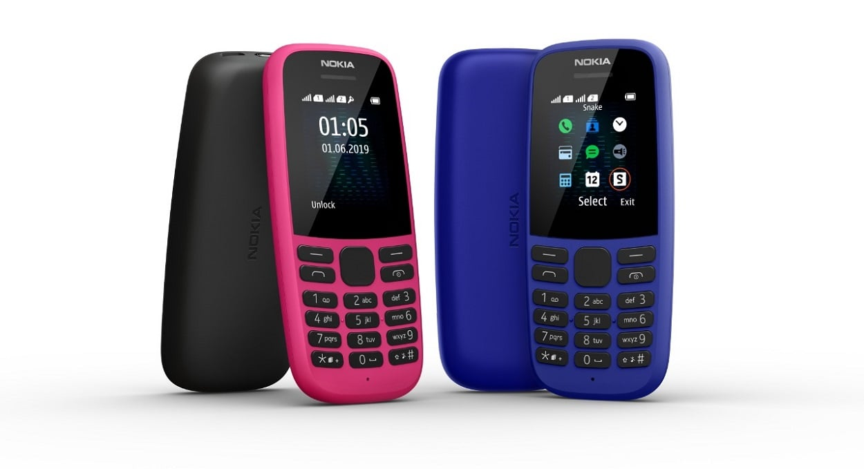 The all-new Nokia 105 is now available in Pakistan