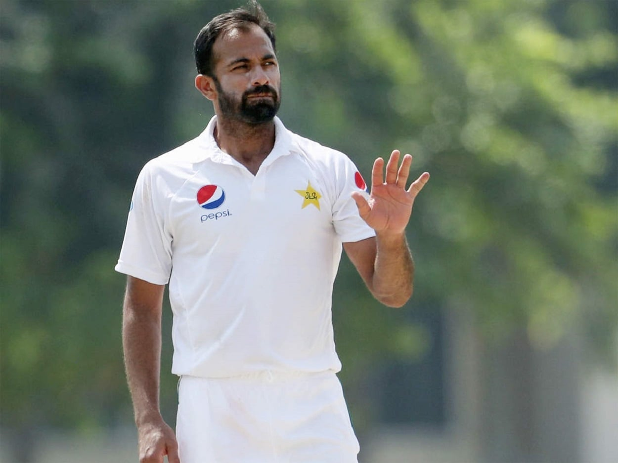 WAHAB RIAZ RETIRES FROM TEST CRICKET