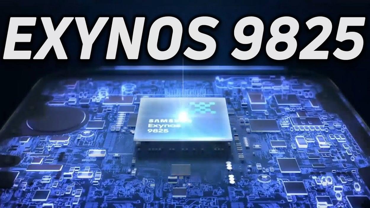 Samsung Exynos 9825 revealed