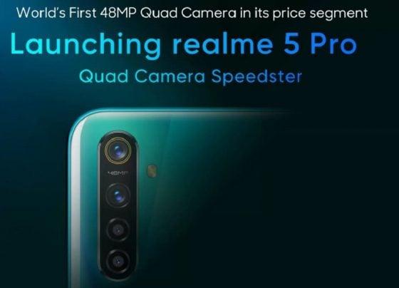 Realme 5 price tag confirmed