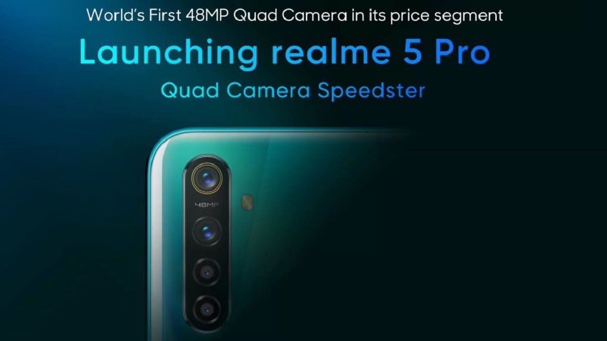 Realme 5 price tag confirmed